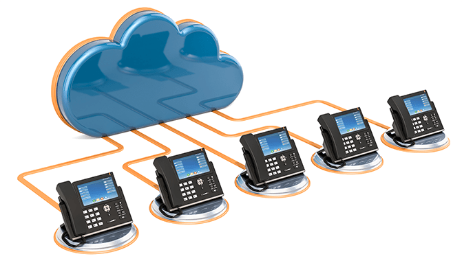 horizone phone communication system