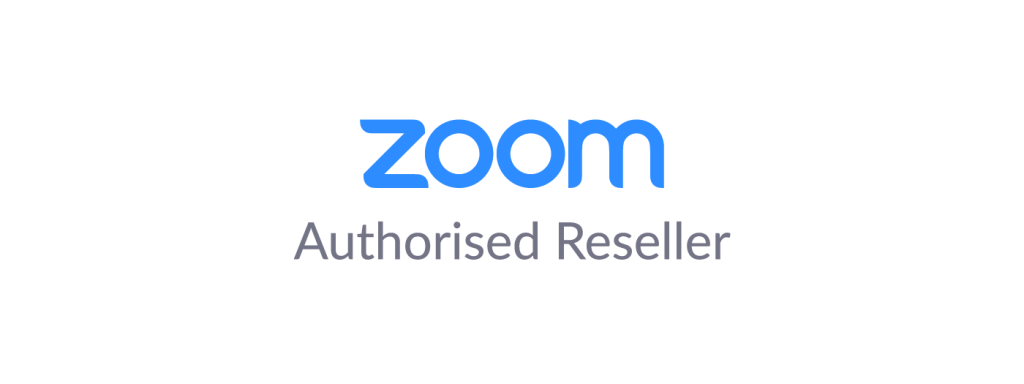 Zoom authorised reseller logo