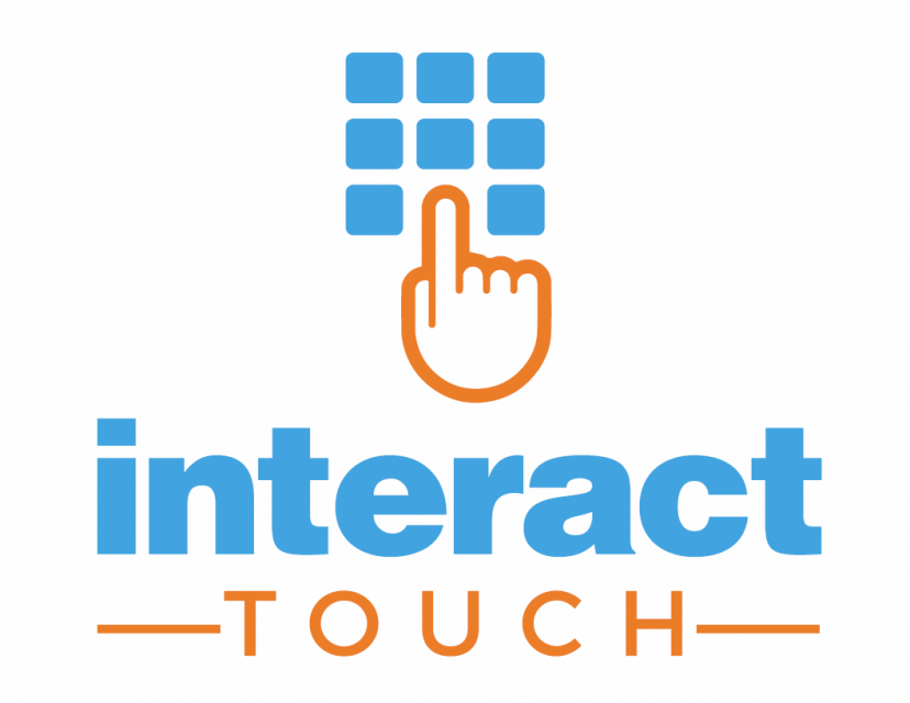 Interact touch logo